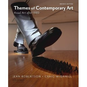 Contemporary Art Book